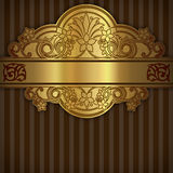 Cru de luxe background Photos stock