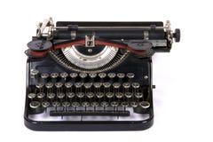 cru de machine à écrire Image libre de droits