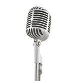 cru de microphone photos libres de droits