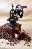 cru de rectifieuse de café photo libre de droits