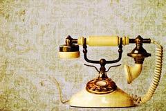cru de téléphone Photographie stock libre de droits