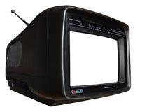 cru de TV Images libres de droits