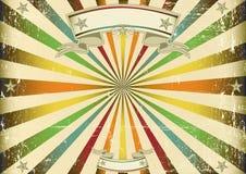Cru multicolore d'écran. Image libre de droits