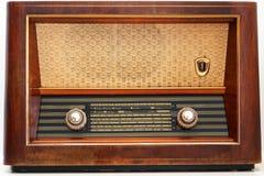 cru par radio Images libres de droits