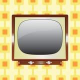 Cru TV Photographie stock
