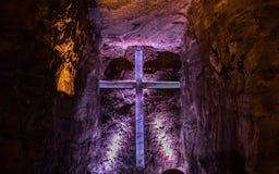 Cruce en la piedra Foto de archivo