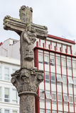 Cruceiro in Ferrol, Galicia, Spain Stock Images