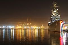 Crucero de Kutuzov Fotografía de archivo libre de regalías