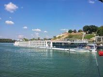 Crucero del río Imagenes de archivo