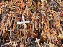 Cruces foto de archivo