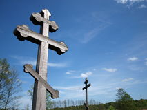 Cruces 2 Imagen de archivo