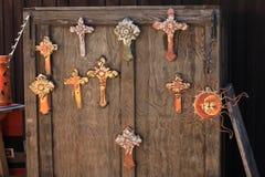 Cruces mexicanas Fotos de archivo libres de regalías