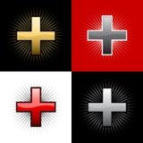 Cruces plásticas libre illustration