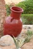 Cruche de terre Photo stock