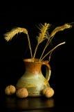 Cruche en céramique images libres de droits