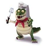 Cruche prête à cuisiner Photo stock