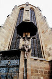 Crucificação de Christ Imagens de Stock Royalty Free