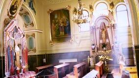 Crucificação na luz solar filme