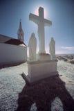 Crucificationgroep Royalty-vrije Stock Afbeeldingen