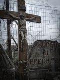 crucified fotografia de stock royalty free