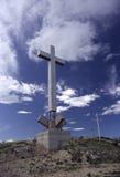 Crucifijo Imagen de archivo