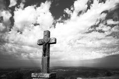 Crucifijo II Fotos de archivo libres de regalías