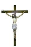Crucifissione del Jesus Fotografie Stock Libere da Diritti