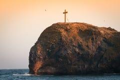 Crucifix Photo libre de droits
