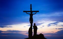 Crucifix Stock Photos