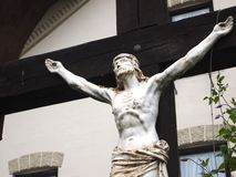 Crucifix fotografia de stock royalty free
