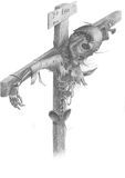 Crucifix Stock Photography