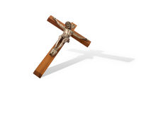 Crucifix Photo stock