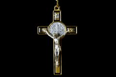 Crucifix Photos stock