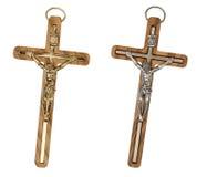 crucifix Foto de archivo libre de regalías