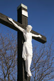 crucifix Στοκ φωτογραφία με δικαίωμα ελεύθερης χρήσης