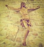 crucifix Fotografie Stock