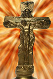 Crucifix Foto de Stock Royalty Free