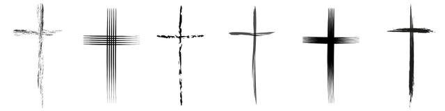 crucifix libre illustration