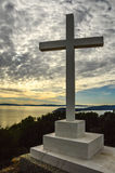 crucifix Immagini Stock Libere da Diritti