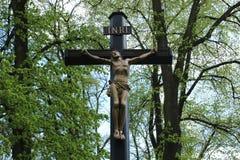 crucifix Imagen de archivo