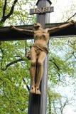 crucifix Foto de archivo