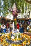 Crucifix chez Nuestra Seniora De Los Angeles Images libres de droits