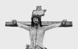 crucifix crista Royalty Free Stock Photo