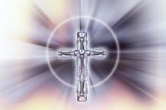 Crucifix, 3D illustration Stock Photo