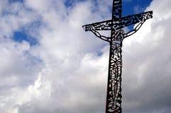 Crucifix Image libre de droits