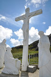 Crucifix in Ireland Royalty Free Stock Photo