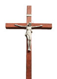 Crucifix isolated Stock Images