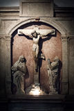 Crucifix of Jesus Christ Stock Image
