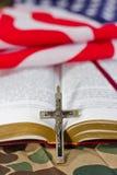 American faith Royalty Free Stock Photo