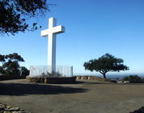Crucifix in San Diego, California, USA Royalty Free Stock Photo
